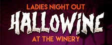 Ladies Night Out - October 25th - Hallowine