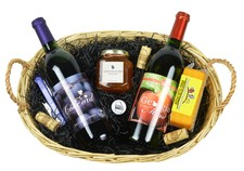 2 Bottle Sweet Southern Wine Basket