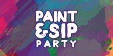 Paint & Sip Party - March