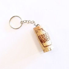 Add On: Cork Keychain