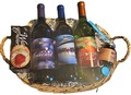 Sweet Southern Wine Basket 3