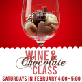 Wine & Chocolate Image
